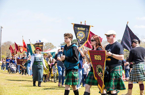 clans southeast alabama highland games